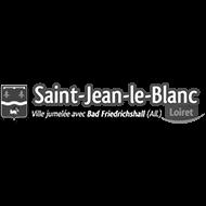Logo Ville de St Jean le Blanc