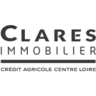 Logo Clares Immobilier