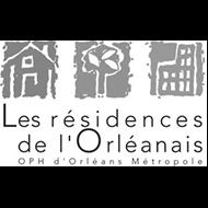 Logo Résidences de l'Orléanais